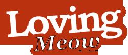 loving-meow red logo