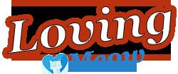 loving meow website logo