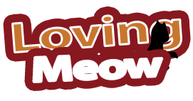 Loving Meow Cat Blog Logo