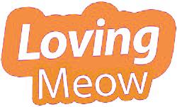 loving meow logo