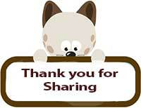 Thank you for sharing
